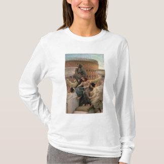 Alma-Tadema | o coliseu, 1896 Camiseta