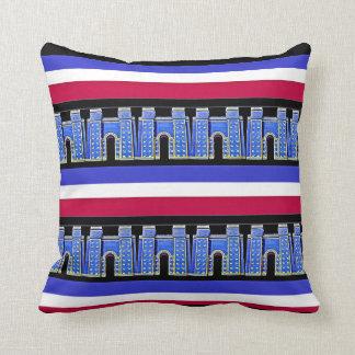 Almofada بوابةعشتار do lance Pillow1 da porta de Ishtar do