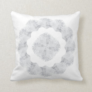 Almofada 0101 pavão branco 4, travesseiro decorativo 20x20