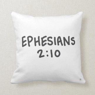Almofada 2:10 de Ephesians