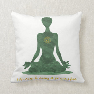 4th Chakra Heart Anahata Green Affirmation