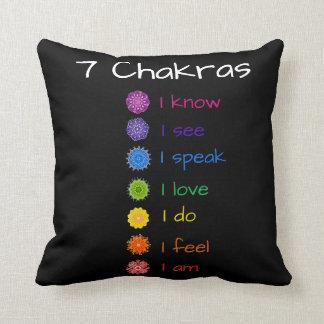 Almofada 7 Chakras