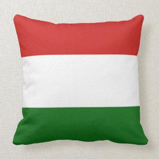 Almofada A bandeira de Hungria