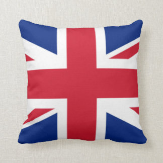 Almofada A bandeira do Reino Unido