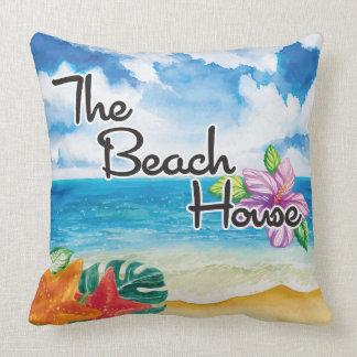 Almofada A casa de praia