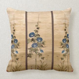 Almofada A corriola japonesa floresce o travesseiro