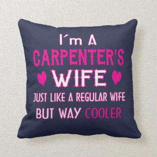 Almofada A esposa do carpinteiro