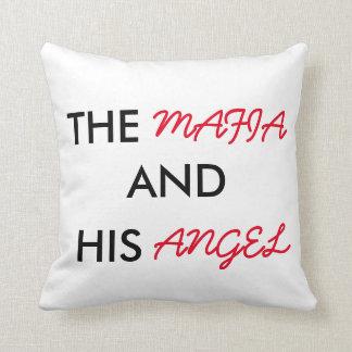 Almofada A máfia e seu travesseiro do anjo