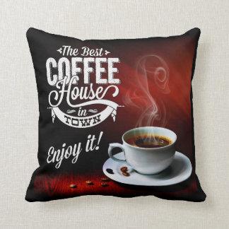 Almofada A melhor casa do café na cidade