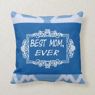 Almofada A melhor mamã cada presente do dia das mães dos