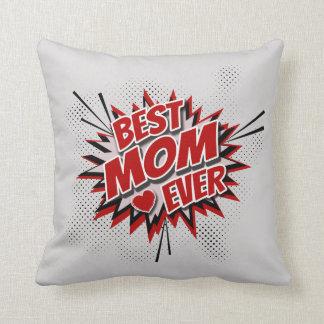 Almofada A melhor mamã nunca
