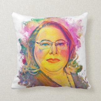 Almofada A mostra/travesseiro decorativo de Lynn Vance