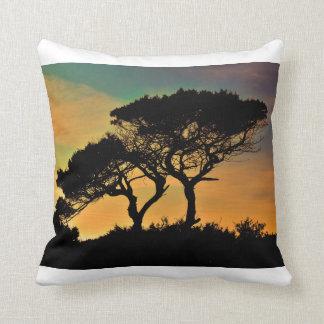 Almofada A natureza da cama da árvore ajardina destinos do