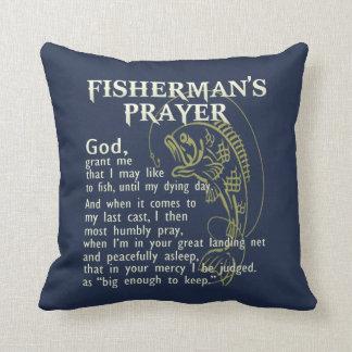 Almofada A oração do pescador