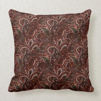 Almofada A terra clássica tonifica o travesseiro decorativo