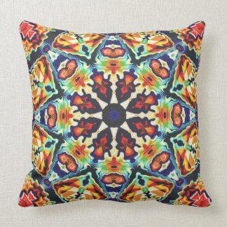 Almofada Abstrato geométrico colorido