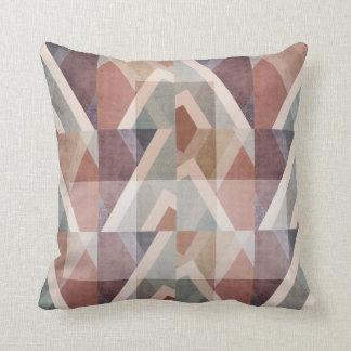 Almofada Abstrato geométrico Textured