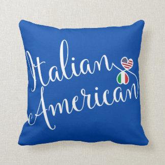 Almofada Americano italiano coxim entrelaçado do lance dos