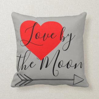 Almofada amor pela lua