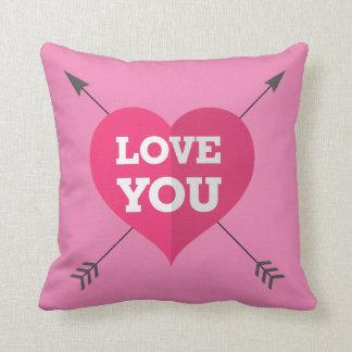 Almofada Amor você descansa 16x16