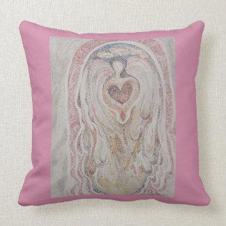 """Almofada """"Anjo design do travesseiro do amor"""""""