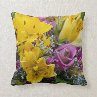 Almofada Arranjo floral