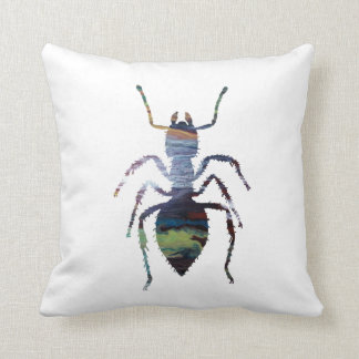 Almofada Arte da formiga