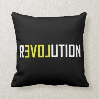 Almofada Arte do amor da revolução