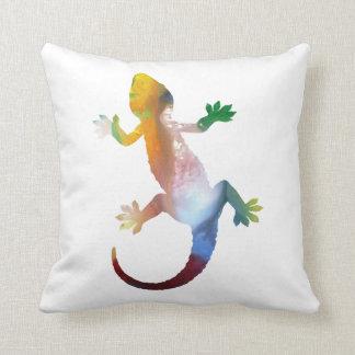 Almofada Arte do geco