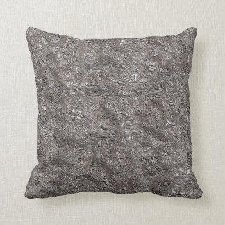 Almofada arte na moda 118A do metal