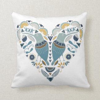 Almofada Arte popular/travesseiro