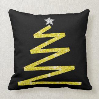 Almofada Árvore de Natal do brilho