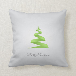Almofada Árvore de Natal simples da fita do Natal