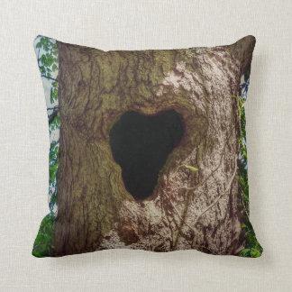Almofada Árvore do coração