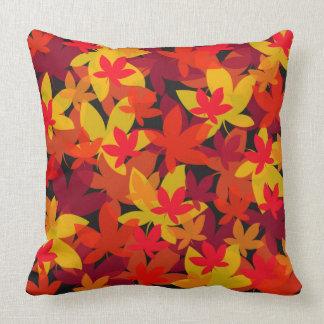 Almofada As folhas da queda por Julie Everhart