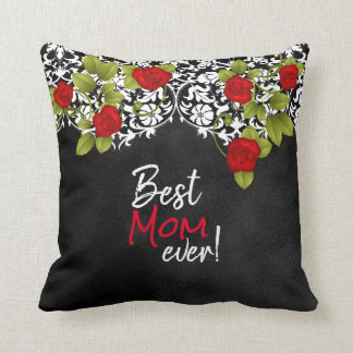 Almofada As melhores rosas vermelhas da mamã nunca!