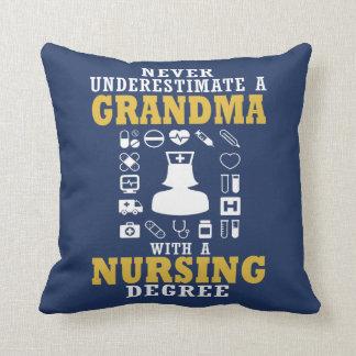 Almofada Avó dos cuidados
