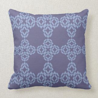 Almofada Azul e claro - travesseiro decorativo azul de