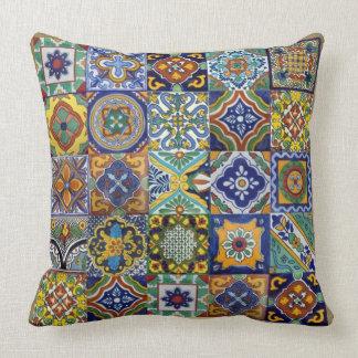 Almofada Azulejos mexicanos