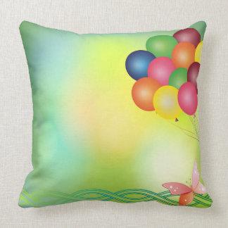 Almofada Balões do borrão