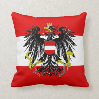 Almofada Bandeira austríaca