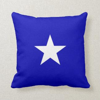 Almofada Bandeira azul Bonnie