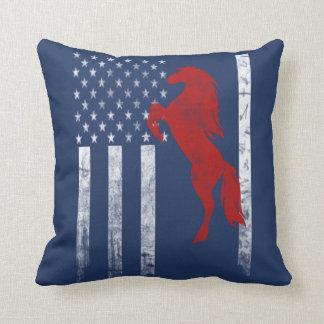 Almofada Bandeira da equitação