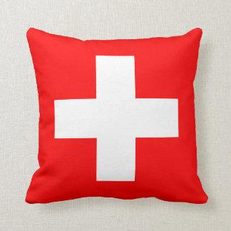 Almofada Bandeira da suiça