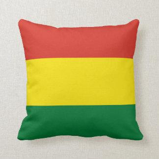 Almofada Bandeira de Bolívia