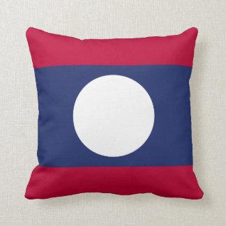 Almofada Bandeira de Laos