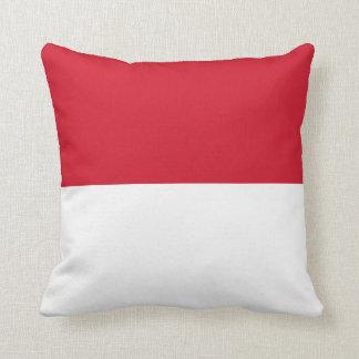Almofada Bandeira de Monaco