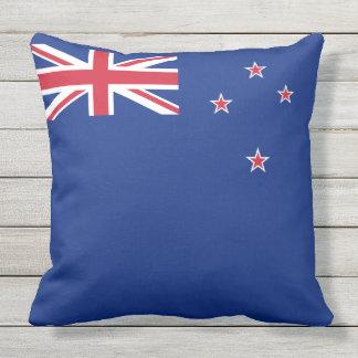 Almofada Bandeira de Nova Zelândia