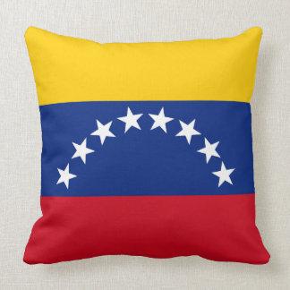 Almofada Bandeira de Venezuela
