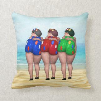 Almofada Banhando travesseiros da beleza